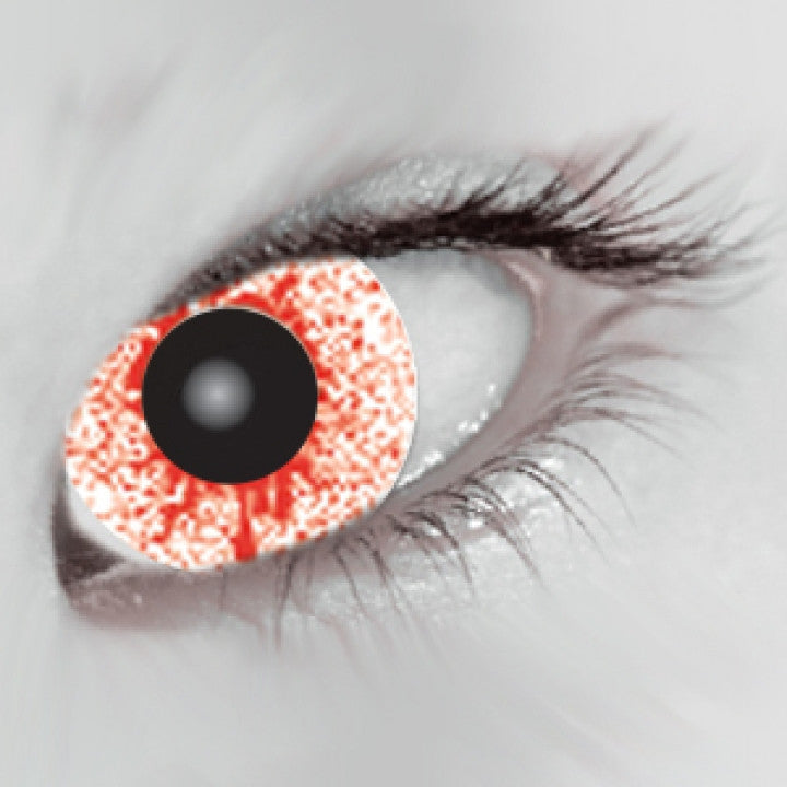 Bloodshot Drops Coloured Contacts (Comfort)