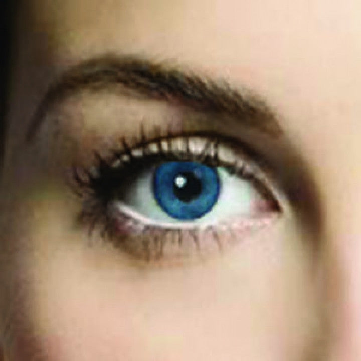 Blue Coloured Contacts (Comfort)