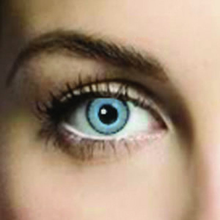 Blue Slate Coloured Contacts (Comfort)