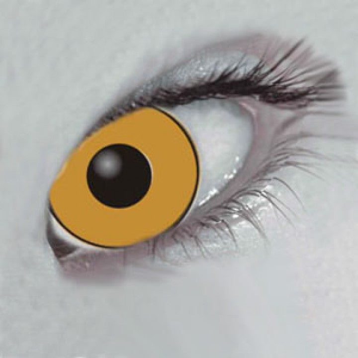 Citrus Gold Coloured Contacts (Comfort)