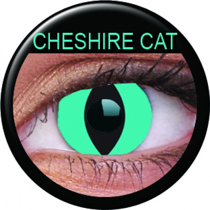Cheshire Cat Coloured Contacts