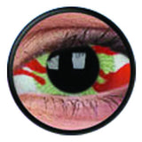 Contagion Scleral Full Eye Coloured Contacts