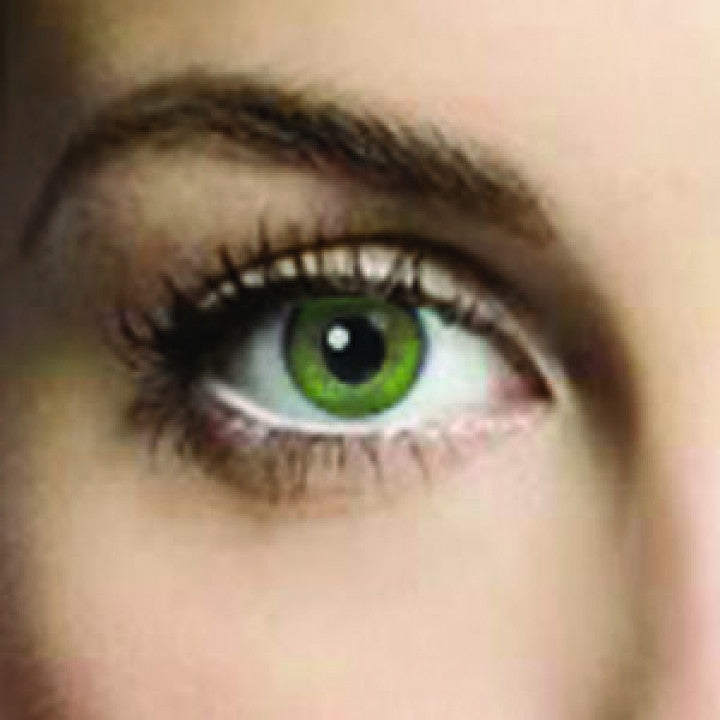Coral Green Coloured Contacts (Comfort)