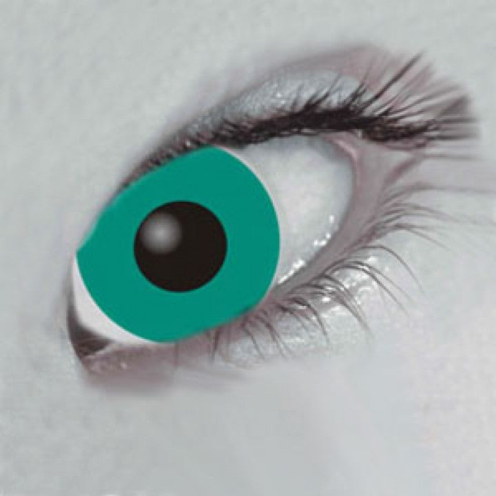 Deep Green Coloured Contacts (Comfort)