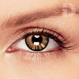 Dolly Eye Hazel Coloured Contacts