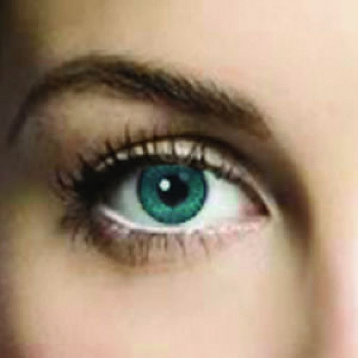Eden Blue Coloured Contacts (Comfort)