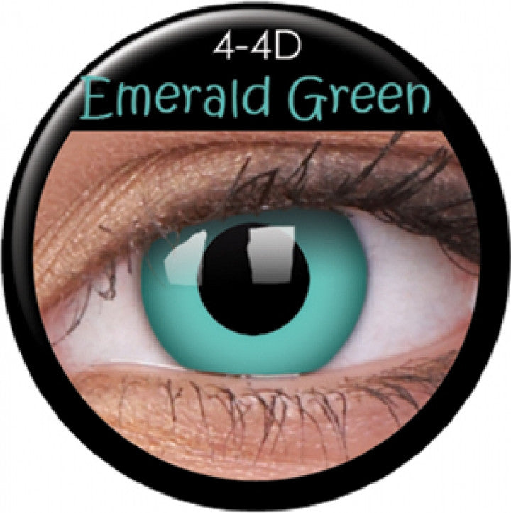 Emerald Coloured Contacts