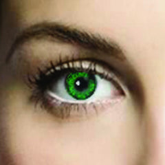 Forest Green Coloured Contacts (Comfort)