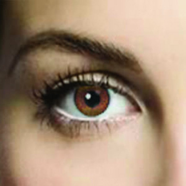 Forest Hazel Coloured Contacts (Comfort)