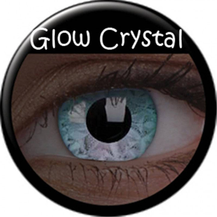 Glow Crystal Coloured Lenses