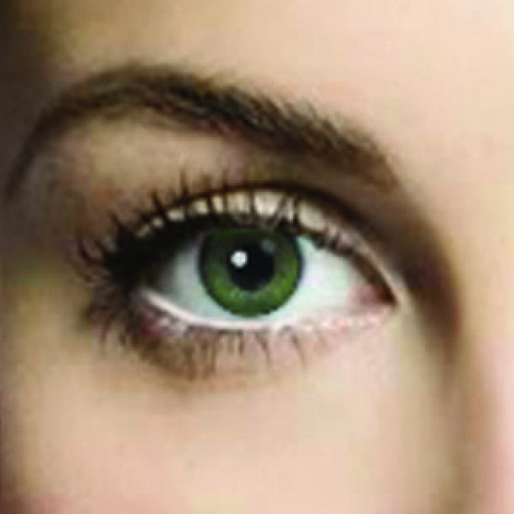 Green Coloured Contacts (Comfort)