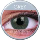 Grey Coloured Contacts