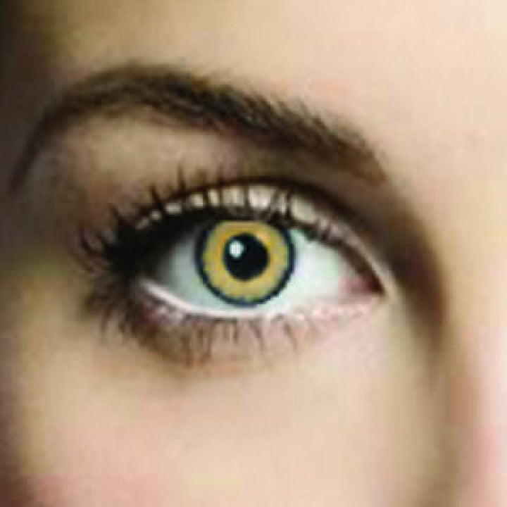 Hazel Brown Coloured Contacts (Comfort)