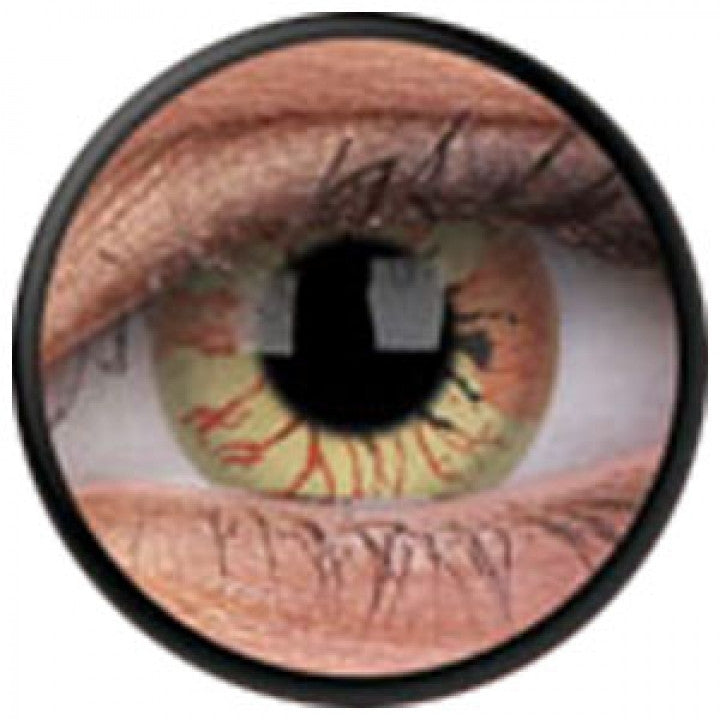 Jigsaw Coloured Contacts