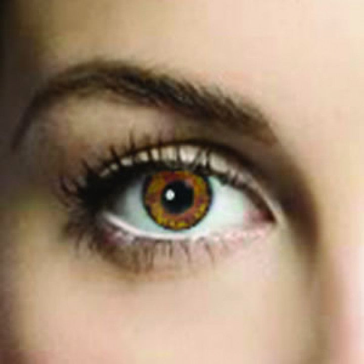 Light Hazel Coloured Contacts (Comfort)