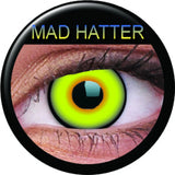 Mad Hatter Coloured Contacts