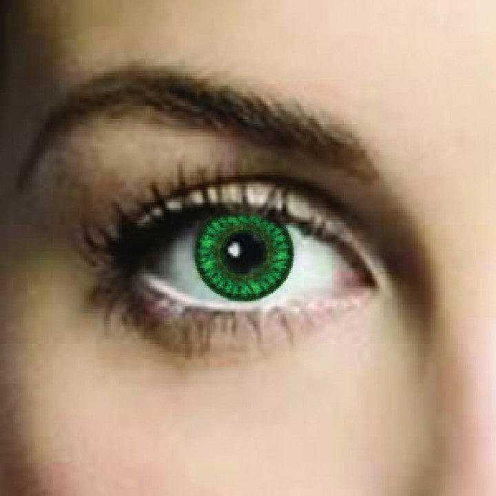 Persian Green Coloured Contacts (Comfort)