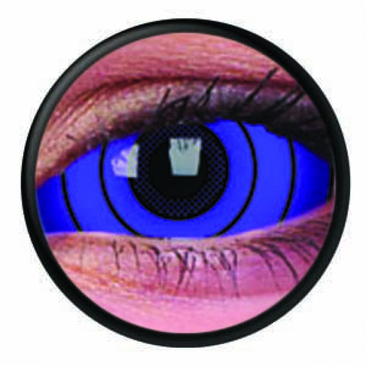 Purple Scleral Full Eye Coloured Contacts (Colossus)