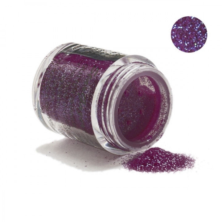 Purple UV Glitter Shaker
