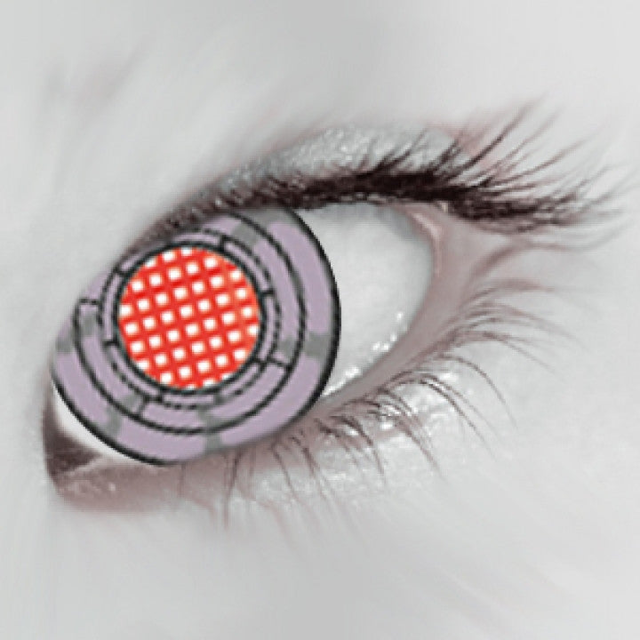 Robot Eye Coloured Contacts (Comfort)