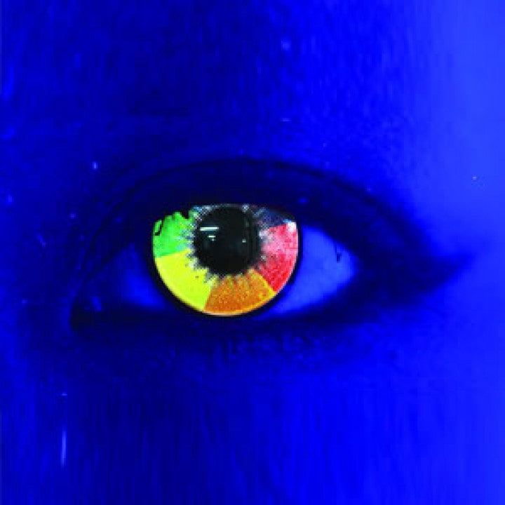 Rainbow Coloured Contacts (Comfort)