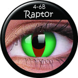 Raptor Coloured Contacts