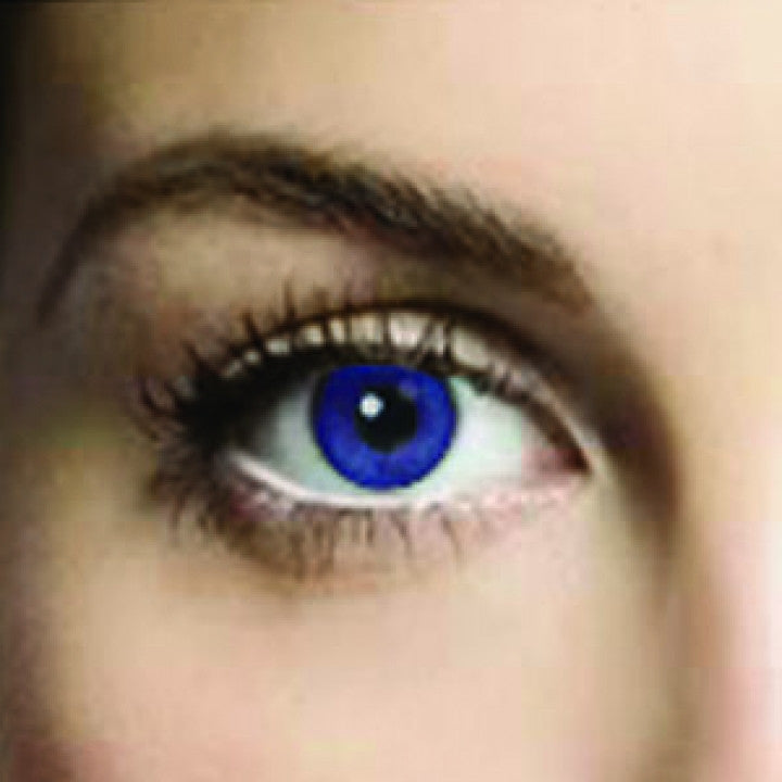 Royal Blue Coloured Contacts (Comfort)