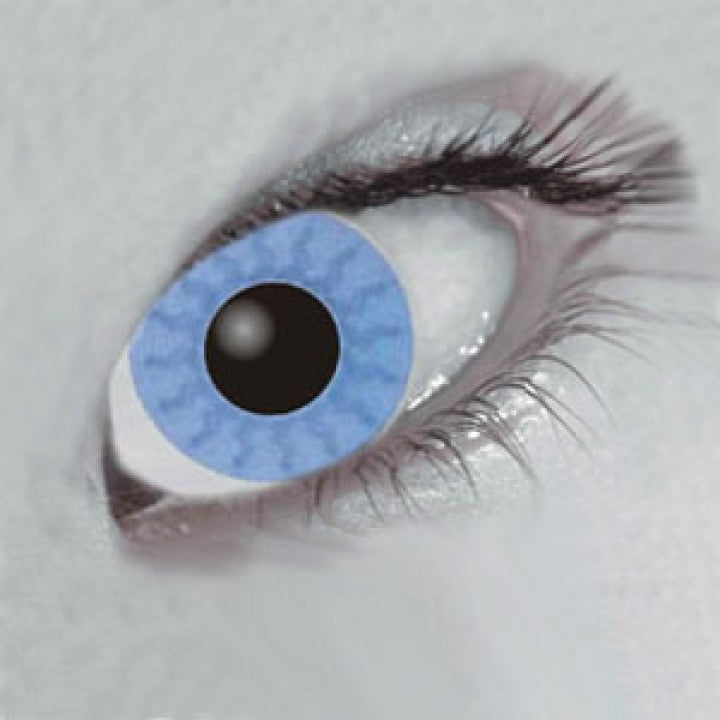Solar Blue Coloured Contacts (Comfort)