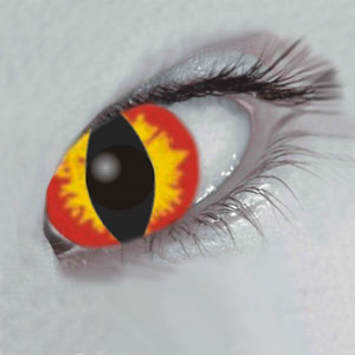 Sauron Coloured Contacts (Comfort)