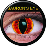 Saurons Eye Coloured Contacts