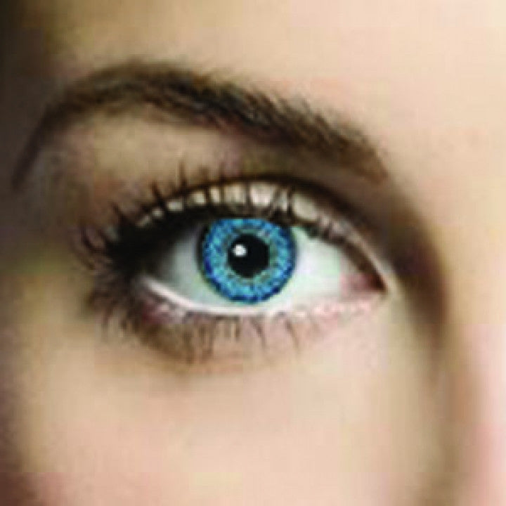 Sea Blue Coloured Contacts (Comfort)