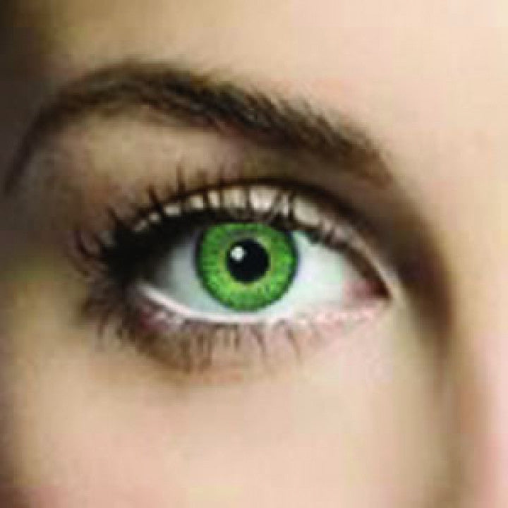Sea Green Coloured Contacts (Comfort)
