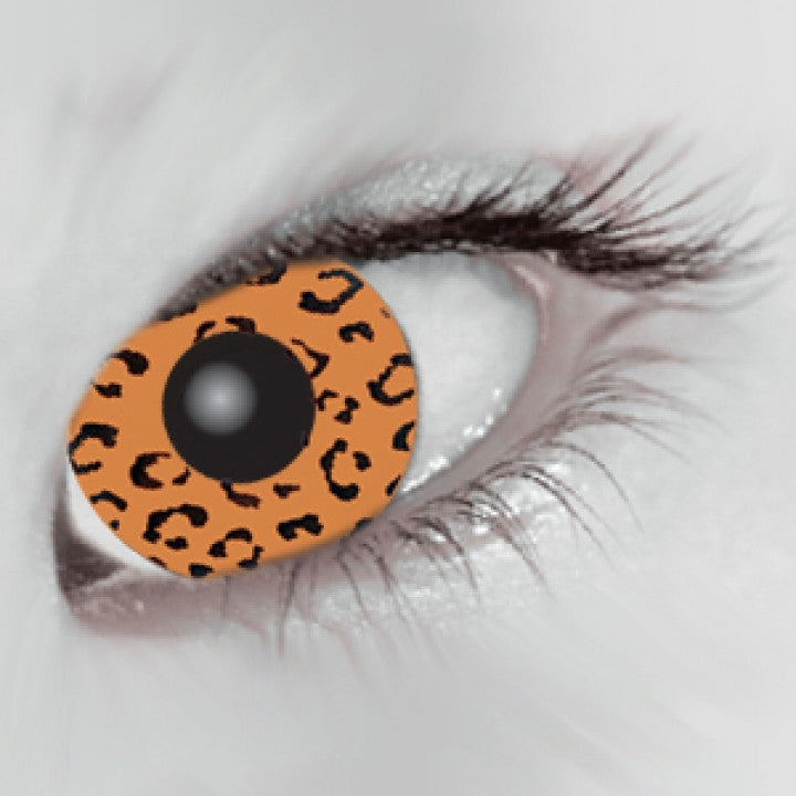 Tiger Coloured Contacts (Comfort)