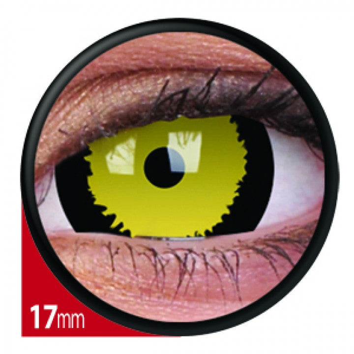 Tigera Mini Scleral Coloured Contacts