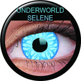 Underworld Selene Coloured Contacts