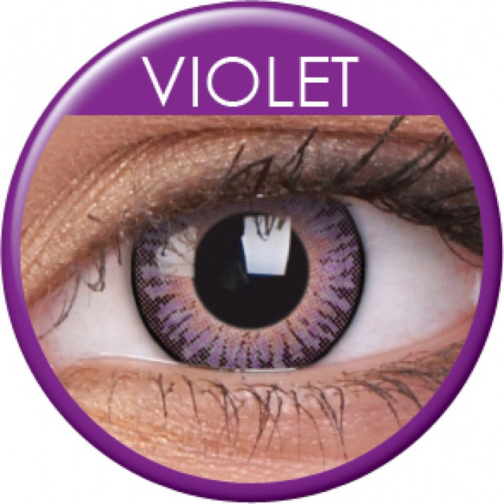 Violet Coloured Contacts