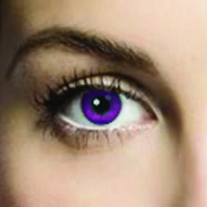 Pure Violet Coloured Contacts (Comfort)