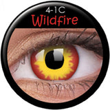 Wildfire Coloured Contacts
