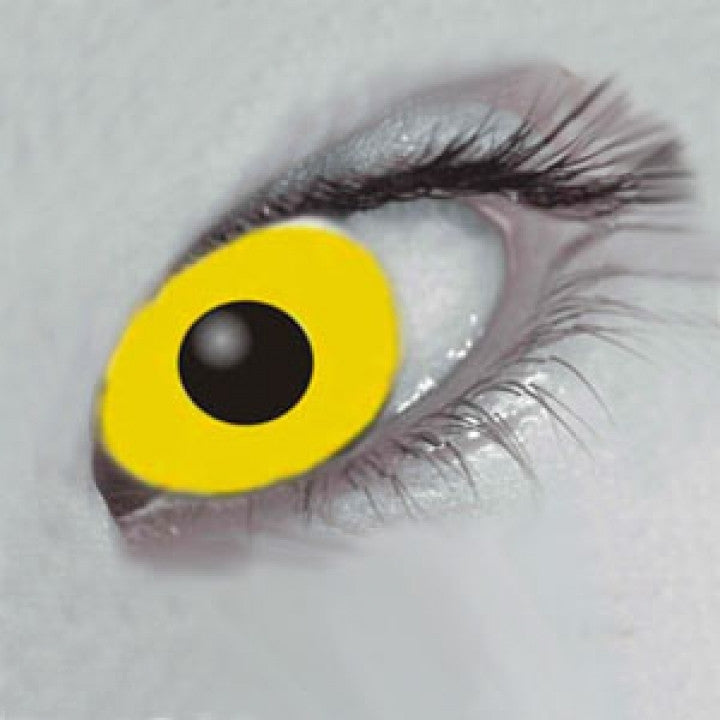 Yellow Coloured Contacts (Comfort)