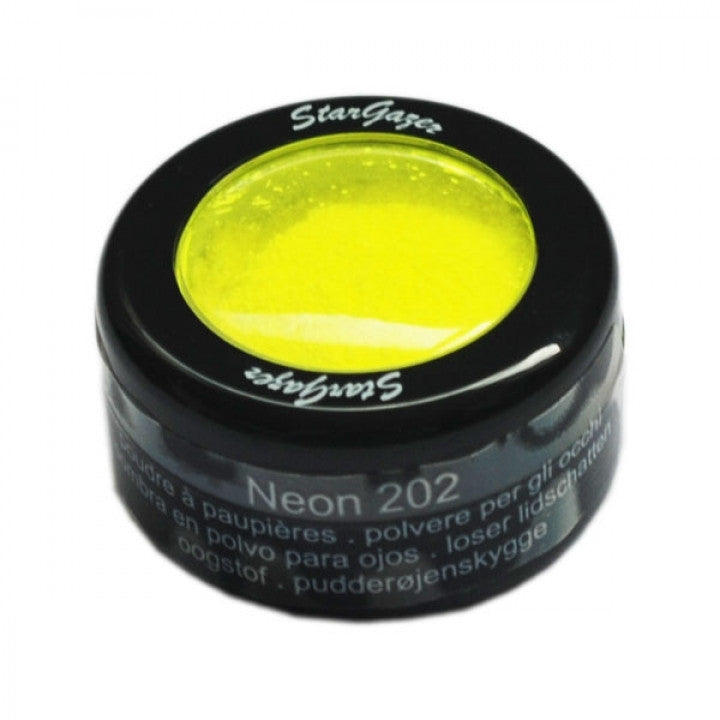 Yellow Neon Eye Dust (202)