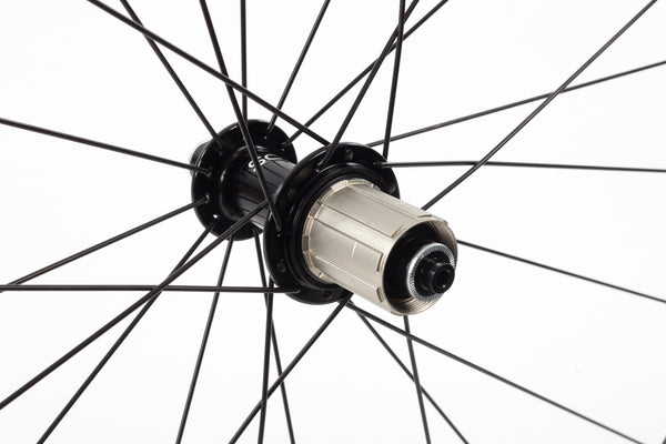 SCYS Race AL Clincher Wheelset Rear Hub