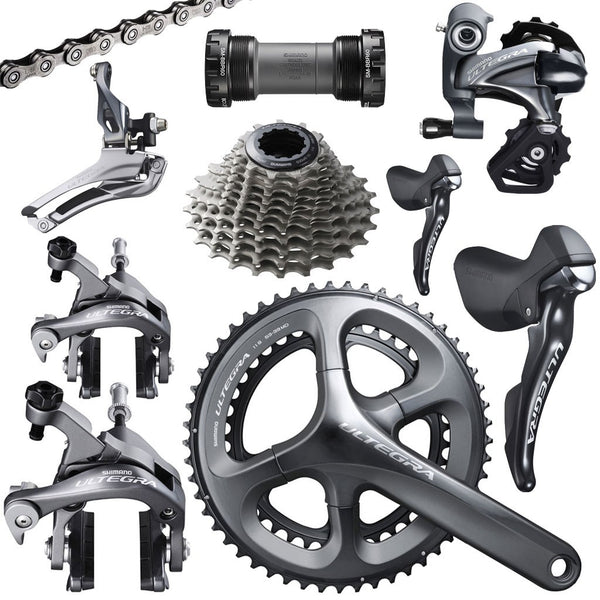 Shimano Triathlon Bike Build Kits