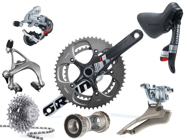 SRAM Red Road Bike Build Kit
