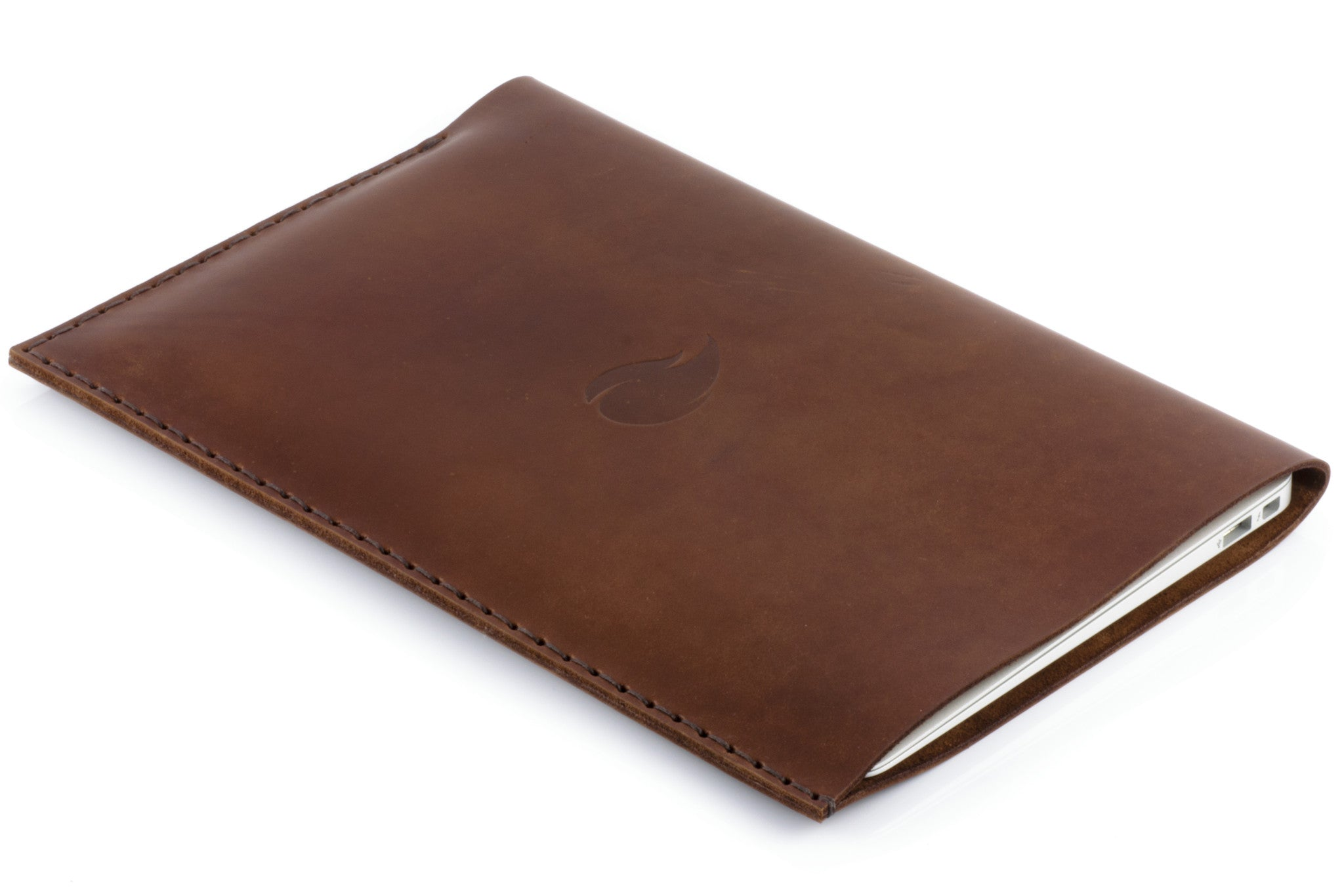 buy online d5550 36cd3 13 inch MacBook Air Leather Sleeve, Burgundy Collection