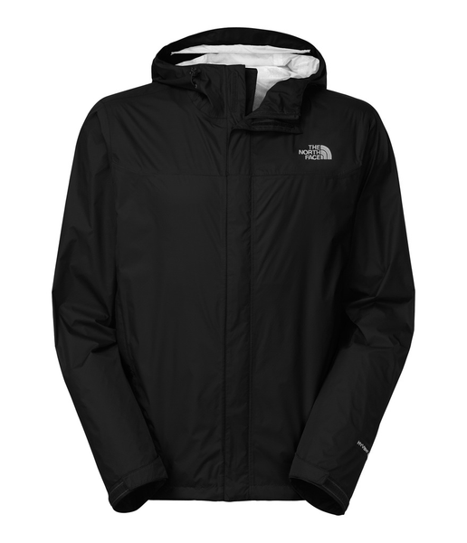 The North Face Men's Venture Jacket in TNF Black