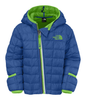 The North Face Infant Thermoball Hoodie in Monster Blue