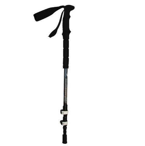 GV Carbon Trekking/Hiking Poles in Black