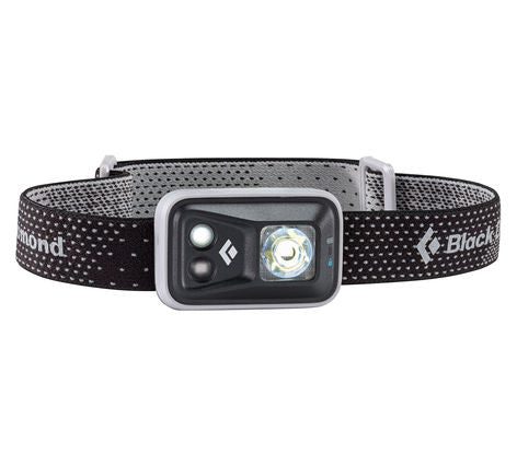 Black Diamond Spot Headlamp in Aluminum