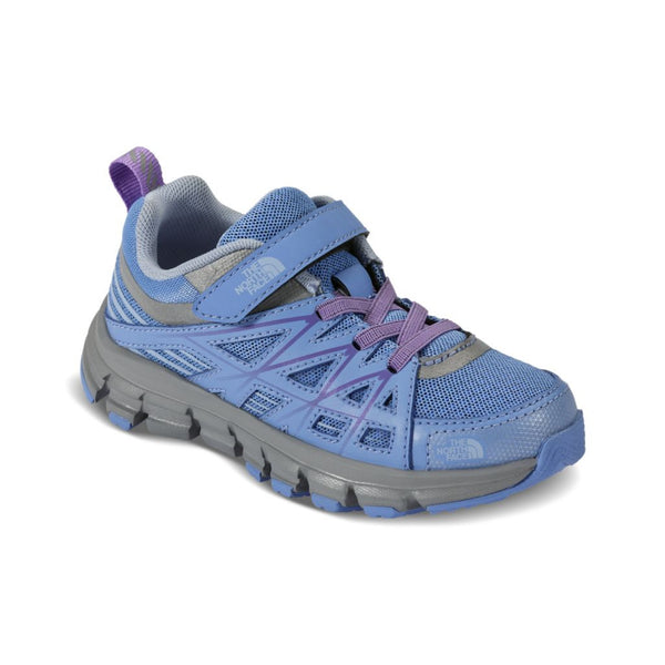 The North Face Youth Endurance in Provence Blue and Paisley Purple