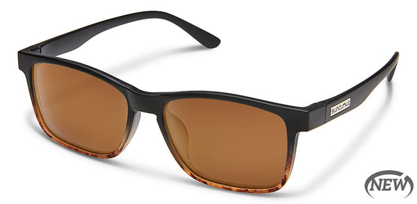 Dexter Black Tortoise Fade-Brown